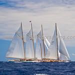 Antigua Classic Yacht Regatta 2017 - Race Day 2_3531