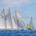 Antigua Classic Yacht Regatta 2017 - Race Day 2_3550