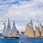 Antigua Classic Yacht Regatta 2017 - Race Day 3_3812