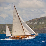 Antigua Classic Yacht Regatta 2017 - Race Day 3_3925