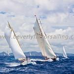Antigua Classic Yacht Regatta 2017 - Race Day 3_3991