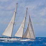 Antigua Classic Yacht Regatta 2017 - Race Day 3_3869