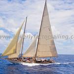 Antigua Classic Yacht Regatta 2017 - Race Day 3_3898