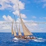 Antigua Classic Yacht Regatta 2017 - Race Day 3_3897