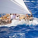 Antigua Classic Yacht Regatta 2017 - Race Day 3_3988