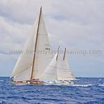 Antigua Classic Yacht Regatta 2017 - Race Day 3_4012