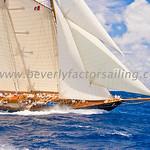 Antigua Classic Yacht Regatta 2017 - Race Day 3_3975