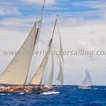 Antigua Classic Yacht Regatta 2017 - Race Day 3_3963
