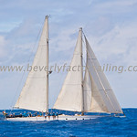 Antigua Classic Yacht Regatta 2017 - Race Day 3_3871