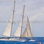 Antigua Classic Yacht Regatta 2017 - Race Day 3_3868