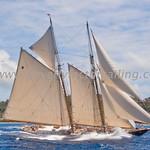 Antigua Classic Yacht Regatta 2017 - Race Day 3_3815