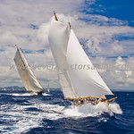 Antigua Classic Yacht Regatta 2017 - Race Day 3_3985