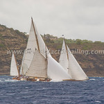 Antigua Classic Yacht Regatta 2017 - Race Day 3_3765
