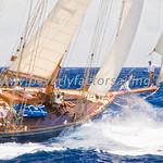 Antigua Classic Yacht Regatta 2017 - Race Day 3_3965