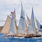 Antigua Classic Yacht Regatta 2017 - Race Day 3_3807