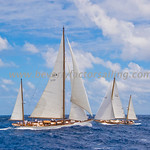Antigua Classic Yacht Regatta 2017 - Race Day 3_3923