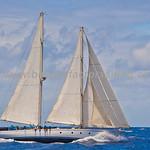 Antigua Classic Yacht Regatta 2017 - Race Day 3_3870