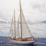 Antigua Classic Yacht Regatta 2017 - Race Day 3_3746