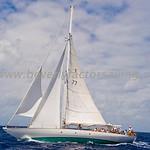 Antigua Classic Yacht Regatta 2017 - Race Day 3_3885