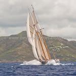 Antigua Classic Yacht Regatta 2017 - Race Day 3_3759
