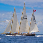 Antigua Classic Yacht Regatta 2017 - Race Day 3_3794