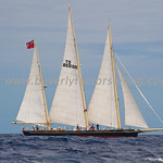 Antigua Classic Yacht Regatta 2017 - Race Day 2_3465