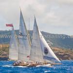 Antigua Classic Yacht Regatta 2017 - Race Day 3_3834
